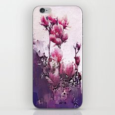 A lover's touch iPhone & iPod Skin
