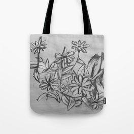 Flower II Tote Bag
