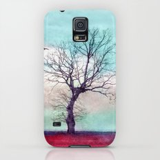 ATMOSPHERIC TREE | Longing for spring Galaxy S5 Slim Case