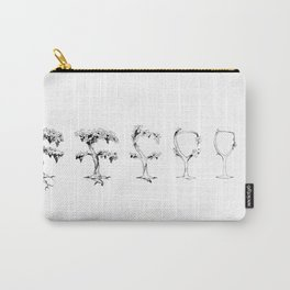 A Vine in Time Carry-All Pouch