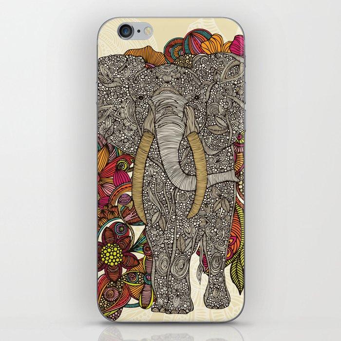 Walking in paradise iPhone Skin