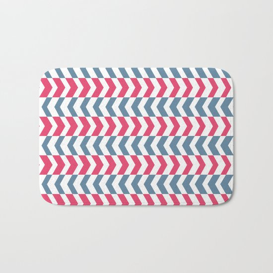 ArrowStripes Bath Mat
