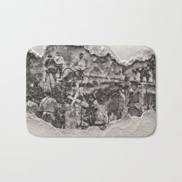 1812 Remembered Bath Mat