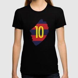 Barcelona Messi Lionel Inside T-shirt