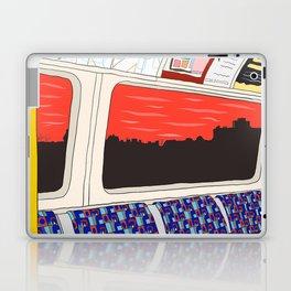 View from London Jubilee Line Laptop & iPad Skin