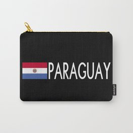 Paraguay: Paraguaya Flag & Paraguay Carry-All Pouch