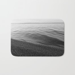 The lake Bath Mat