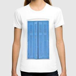 The Blue Window, Milos T-shirt