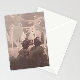 Ballerinas Stationery Cards