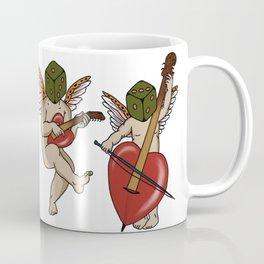 Dice Angels Coffee Mug