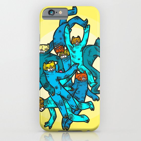 Cat Creatures iPhone & iPod Case