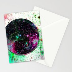 Hole In The Space-Time Fabric Stationery Cards