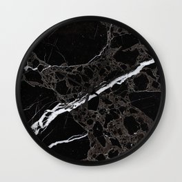 NETWORKED BLACK & WHITE Wall Clock