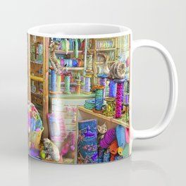 Kitty Heaven Coffee Mug