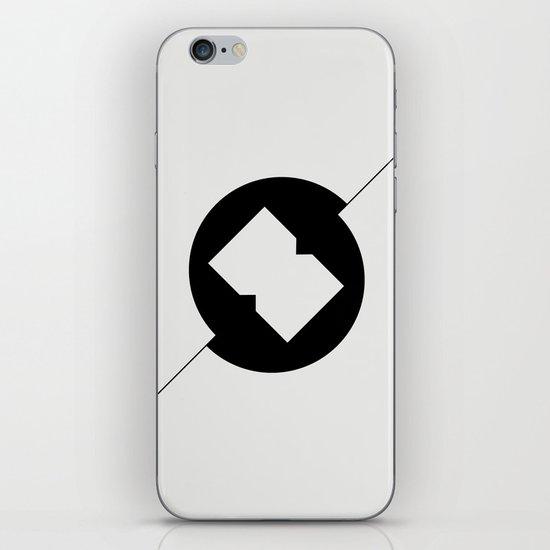 Break Spot iPhone & iPod Skin