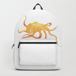 Electric Style Octopus Backpack