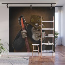 Rockers of the apes Wall Mural