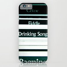 Drinking Songs & Bagpipes Slim Case iPhone 6s