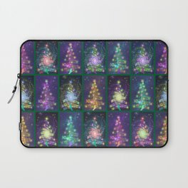Christmas greetings from the cosmos Laptop Sleeve