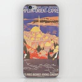Vintage poster - Europe iPhone Skin