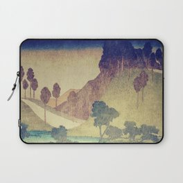 A Valley in the Evening Laptop Sleeve