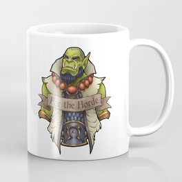 Former Warchief Coffee Mug