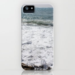 Bubbles in the Ocean iPhone Case