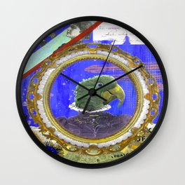 "Katherine ""Kiki"" Beaumont Wall Clock"