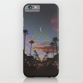 Spaced-Out Night iPhone Case