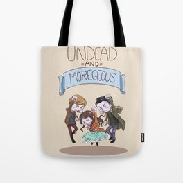 In the Flesh - Moregeous Tote Bag