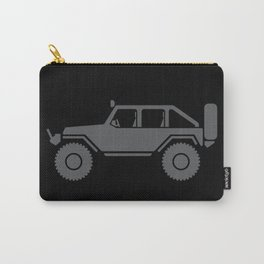 Off Road 4x4 Silhouette Carry-All Pouch