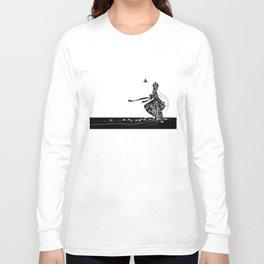 Daisy Girl Long Sleeve T-shirt