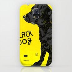 Black Dog Galaxy S5 Slim Case