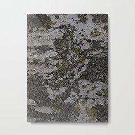 Bark IV Metal Print