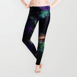 ultra violet marble x Leggings