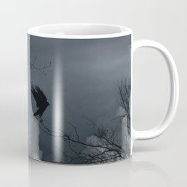 There's A Moon Out Tonight Coffee Mug