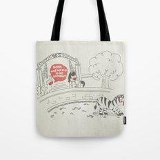Sloth - Lazybra Tote Bag