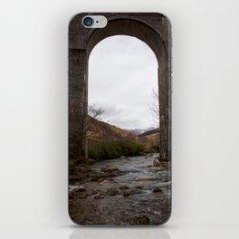 Glenfinnan 3 iPhone Skin