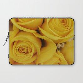 yellow roses Laptop Sleeve