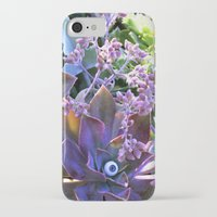secret life iPhone & iPod Cases featuring The Secret Life of Plants by Slow Toast