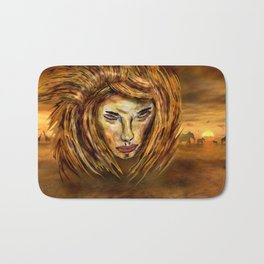 The King of Africa Bath Mat