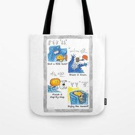 Got a BIG task? Tote Bag