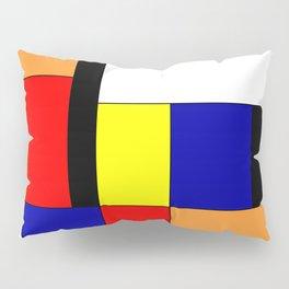 Mondrian #9 Pillow Sham