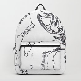 Color Me Girl Backpack