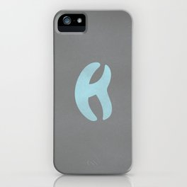 Kidney Lake iPhone Case