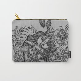 Good Luck Series: Radha-Krishna Carry-All Pouch