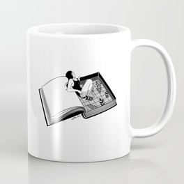 Drenched through my mind Coffee Mug