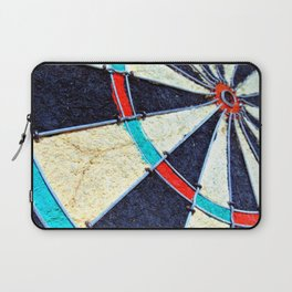 Dartboard Laptop Sleeve