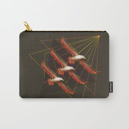 The albatross who wanted to be gypsy version 2 Carry-All Pouch