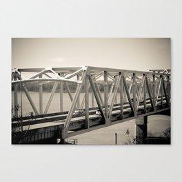 Welcome to Vicksburg 4 Canvas Print